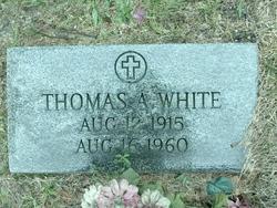Thomas Alton Iney White