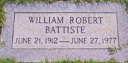 William Robert Battiste