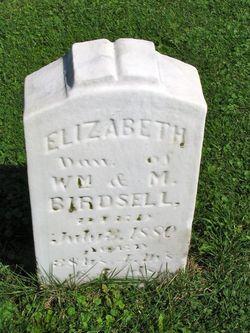 Elizabeth Birdsell