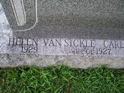 Helen <i>Van Sickle</i> Crist