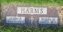 Alvin F. Harms
