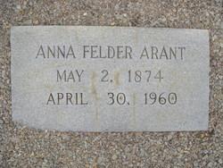 Anna Idella <i>Felder</i> Arant