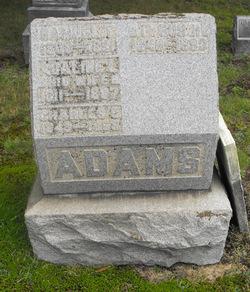Samuel T Adams