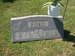 Claudie Lee Ford
