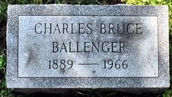 Charles Bruce Ballenger