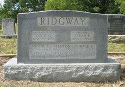 Fenton Ridgway