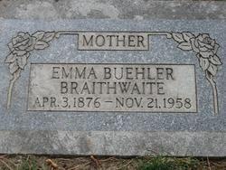 Emma <i>Buehler</i> Braithwaite