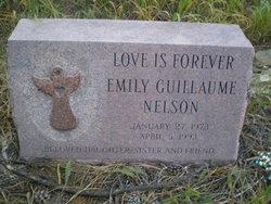 Emily Guillaume Nelson