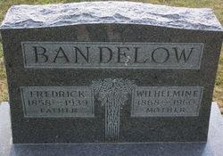 Carl Friedrich Wilhelm Fred Bandelow