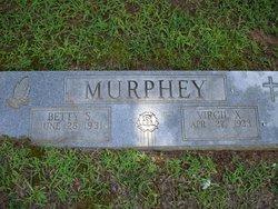 Virgil X Murphey