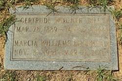 Marcia <i>Williams</i> Brodhead