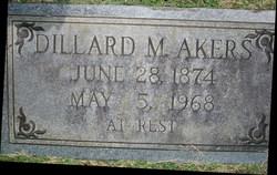 Dillard Monroe Akers