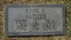 Essie E. Altizer