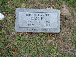 Bruce Lanier Daniel