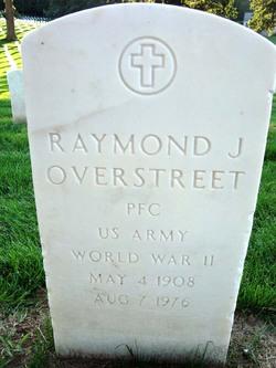 Raymond J Overstreet