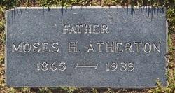 Moses H. Atherton