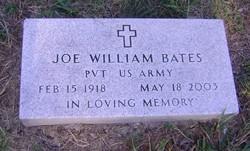 Joe William Bates