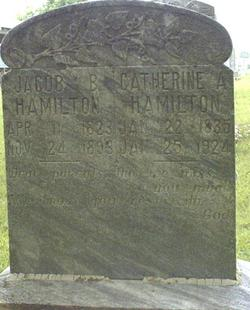 Catherine Ann <i>Hope</i> Hamilton
