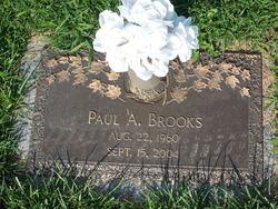 Paul Andrew Brooks