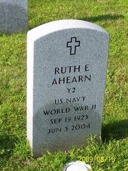 Ruth E. Ahearn