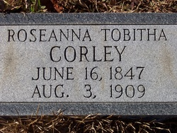 Roseanna Tobitha <i>Knighton</i> Corley