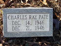 Charles Ray Pate