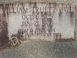 William Truett Pate