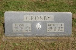 Bessie Lee <i>Crowell</i> Crosby