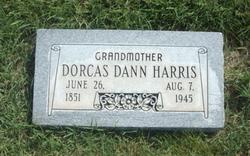 Dorcas <i>Dann</i> Harris