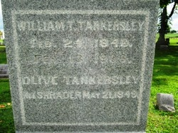 Olive M <i>Shrader</i> Tankersley