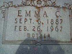 Emma C <i>Stauss</i> Denn