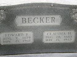 Edward Frederick Becker