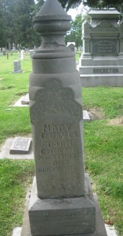 Mary <i>Newman</i> Graves