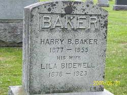 Harry B. Baker