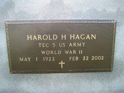 Harold H. Hagan, Sr