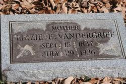 Louise Elizabeth <i>Selcer</i> Vandergriff