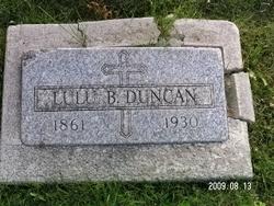 Lulu Belle <i>Goodwin</i> Duncan