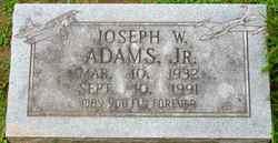Joseph W Adams, Jr