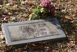 Jesse William Garfield Cox