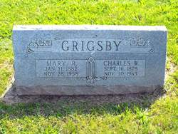 Charles W Grigsby