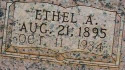 Ethel Annie <i>Logan</i> McGill