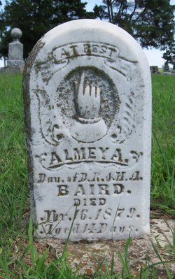 Almey A. Baird