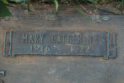 Mary Catherine Edge