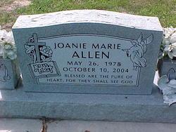 Joanie Marie Allen