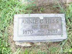Annie C. <i>Hess</i> Bell