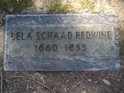 Lela <i>Schaad</i> Redwine