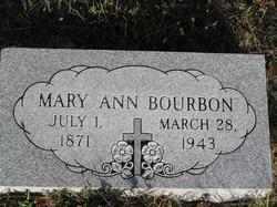 Maryann <i>Valle</i> Bourbon