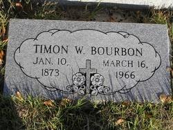 Timon W. Bourbon