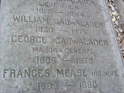 George Cadwalader