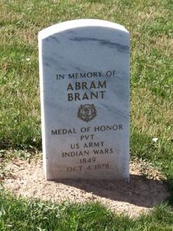 Pvt Abram Brant